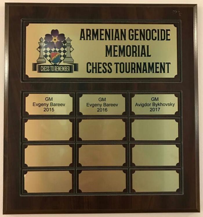 Chess to Remember 2017