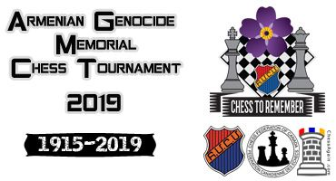 Armenian Genocide Memorial Chess Tournament 2019